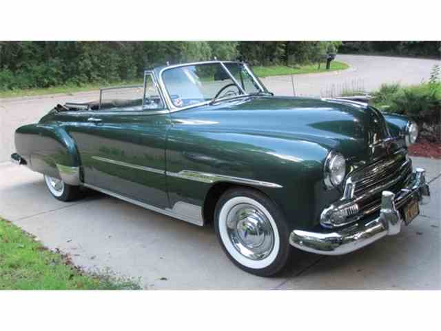 1951 Chevrolet Styleline Deluxe | 995571