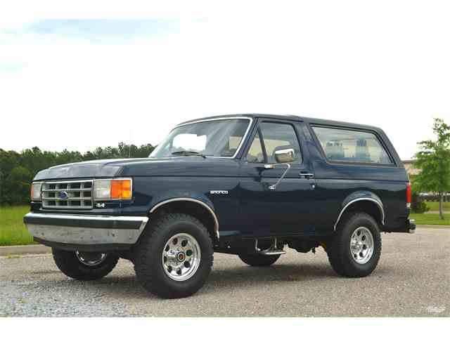 Picture of '88 Ford Bronco located in ALABAMA - $11,900.00 - LC6W
