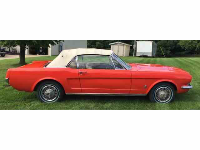 1966 Ford Mustang | 995578