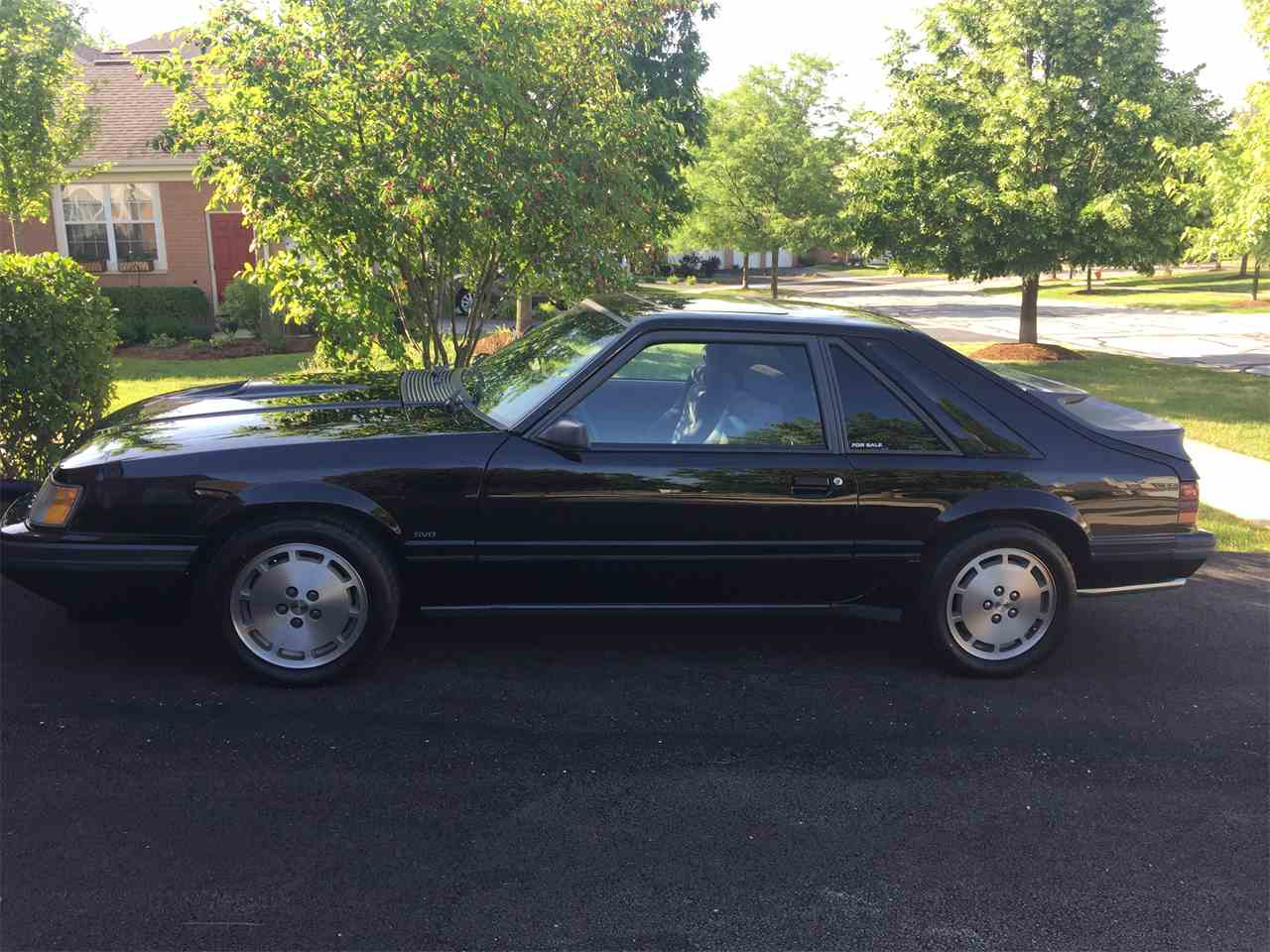 Large Picture of 1986 Mustang SVO located in Naperville Illinois - $6,900.00 - L8BI