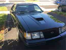 1986 Ford Mustang SVO for Sale - CC-990558