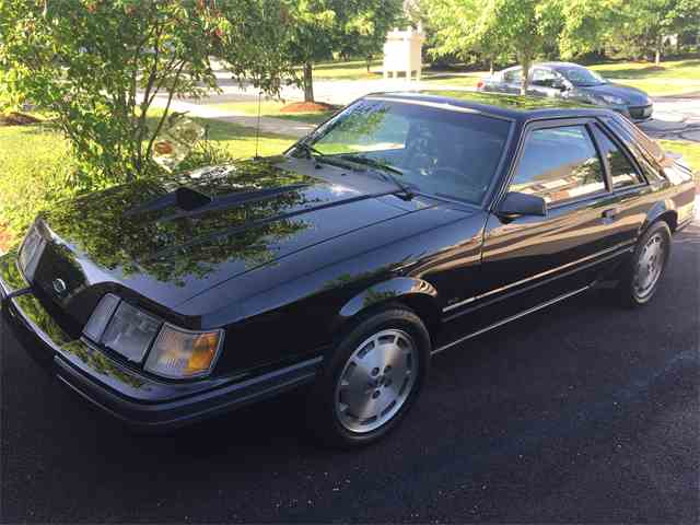 1986 Ford Mustang SVO | 990558
