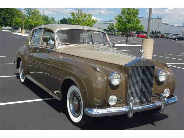1959 Rolls-Royce Silver Cloud | 995588