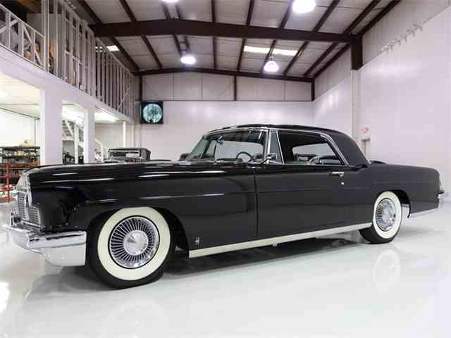 1956 Continental  Mark II Coupe  | 995590