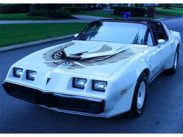 1981 Pontiac Firebird Trans Am | 995608