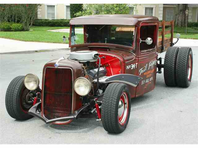 1934 Ford Model A | 995611