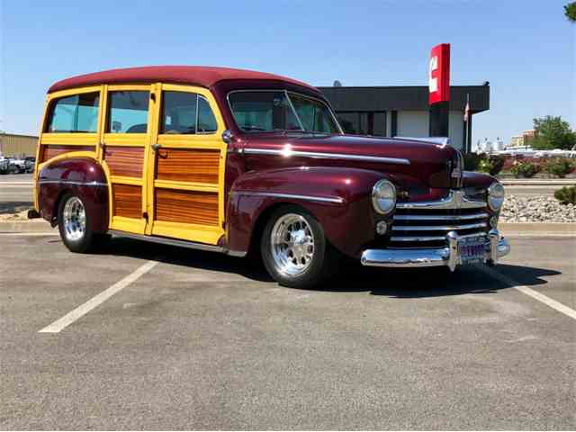 1947 Ford Station Wagon | 995618