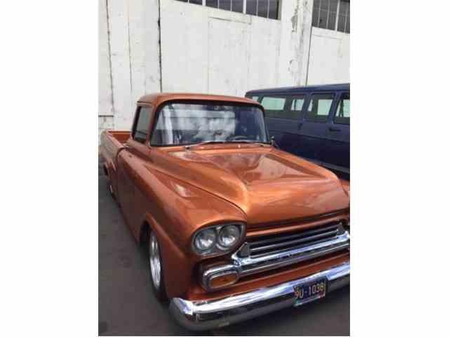 1958 Chevrolet Fleetside | 995621