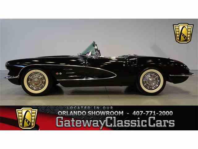 1959 Chevrolet Corvette | 995624