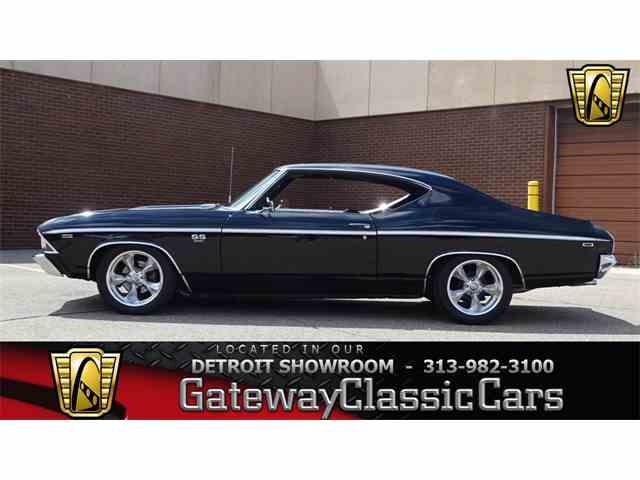 1969 Chevrolet Chevelle | 995631