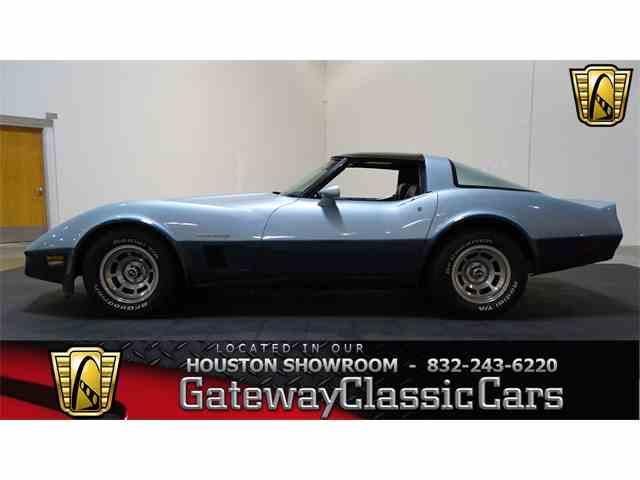 1982 Chevrolet Corvette | 995632