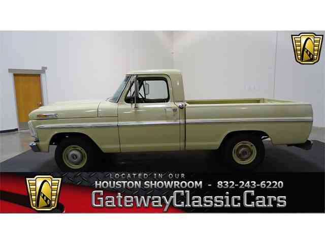 1969 Ford F100 | 995636