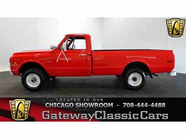 1971 Chevrolet C/K 20 | 995639