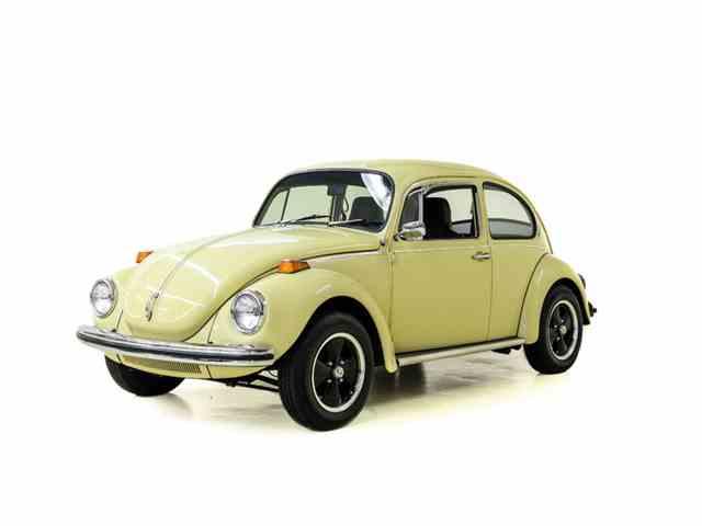 1971 Volkswagen Super Beetle | 995642