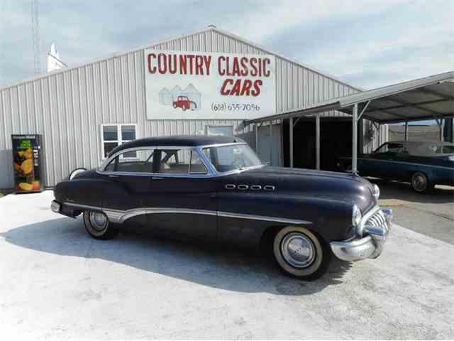 1950 Buick Roadmaster | 995650