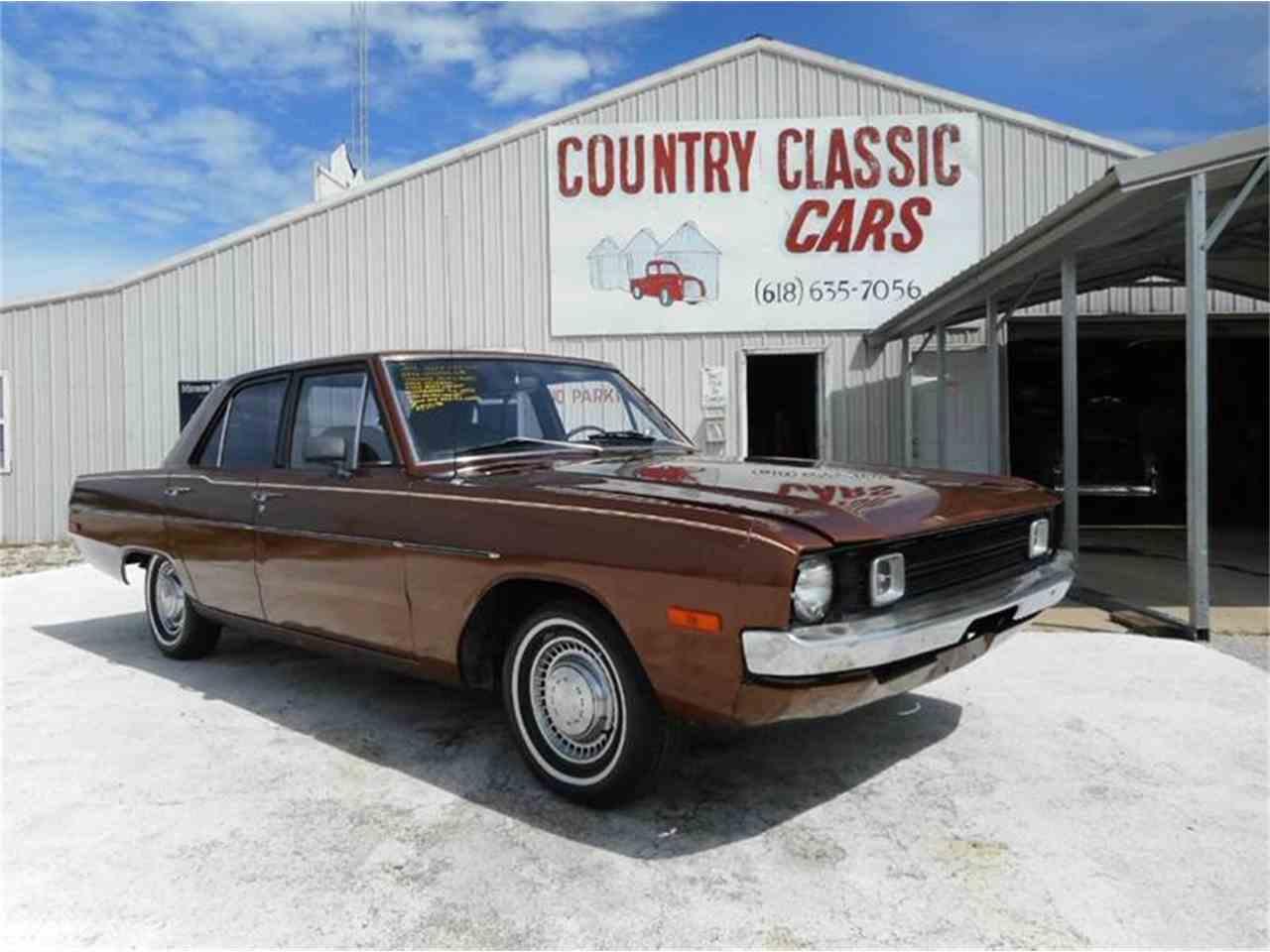 1972 Dodge Dart for Sale - CC-995654