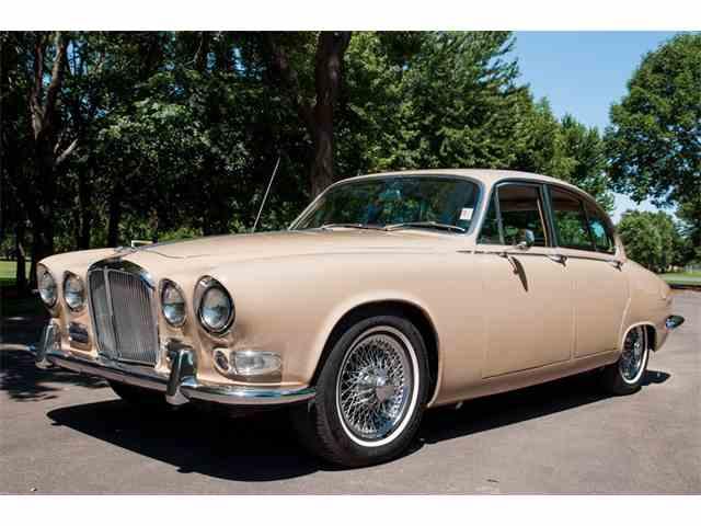 1967 Jaguar 420 | 995662