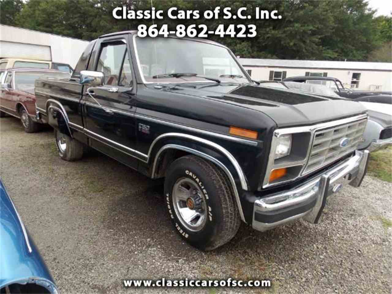 Large Picture of '85 F150 - LC9Q