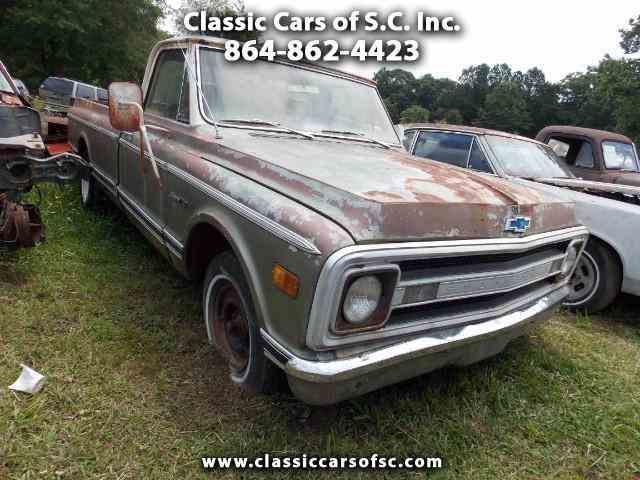 1969 Chevrolet C/K 10 | 995679