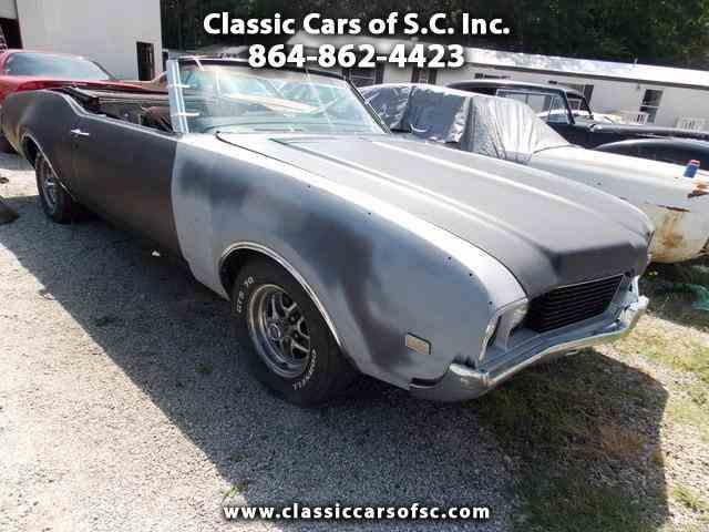 1969 Oldsmobile Cutlass | 995680
