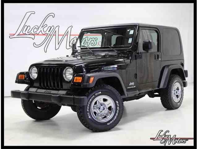2003 Jeep Wrangler | 995682