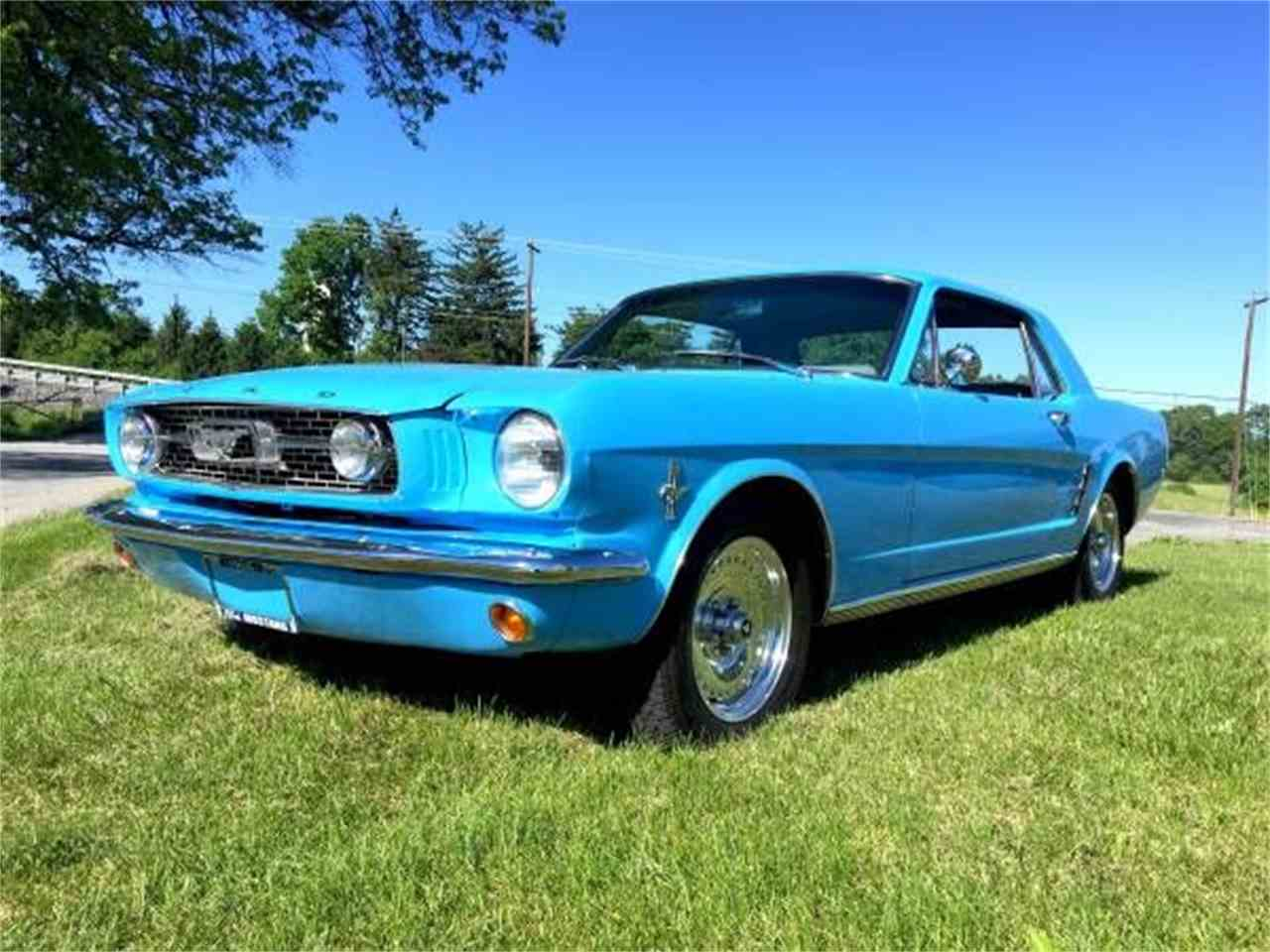 1966 Ford Mustang for Sale - CC-995691