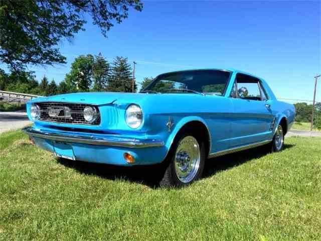 1966 Ford Mustang | 995691