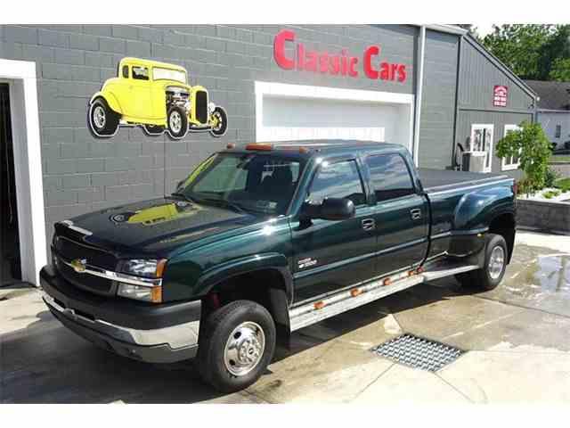 2004 Chevrolet Silverado | 995695