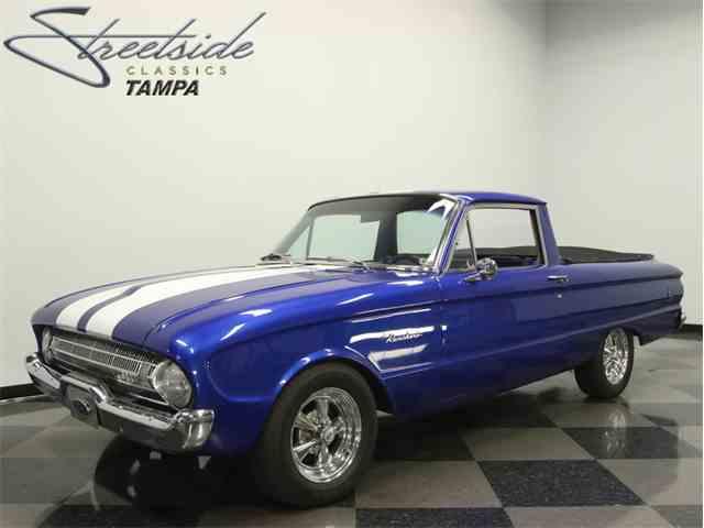 1961 Ford Ranchero | 995700