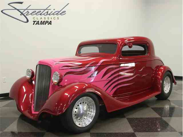 1934 Chevrolet 3-Window Coupe | 995701