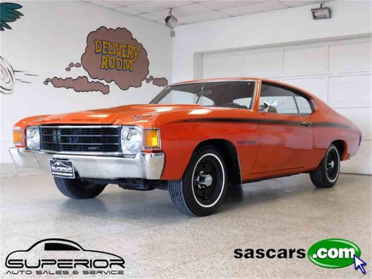 1972 Chevrolet Chevelle for Sale - CC-995703