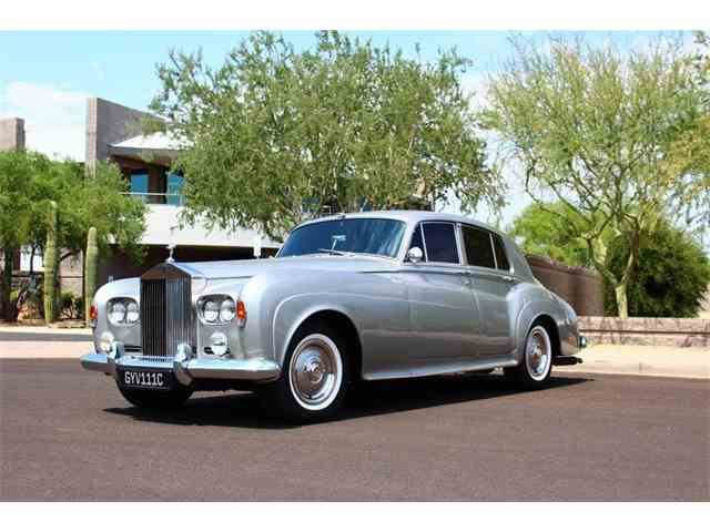 1965 Rolls-Royce Silver Cloud II | 995706