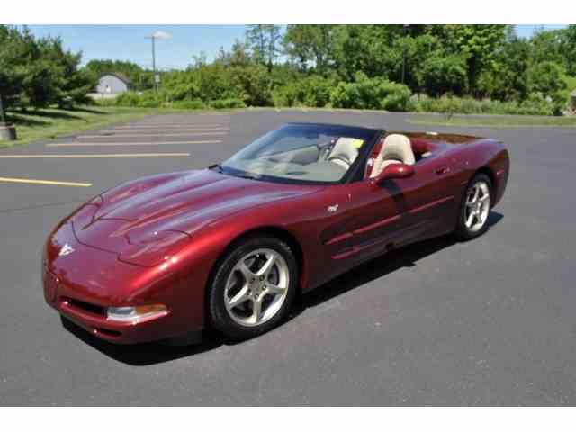 2003 Chevrolet Corvette | 995709