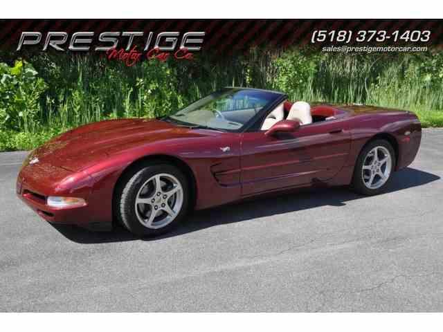 2003 Chevrolet Corvette   995709