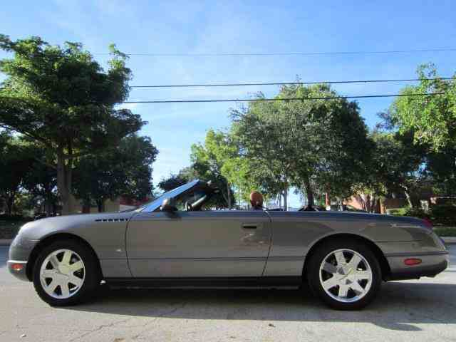 2003 Ford Thunderbird | 995717