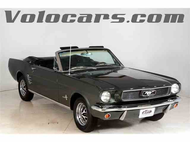 1966 Ford Mustang | 995724
