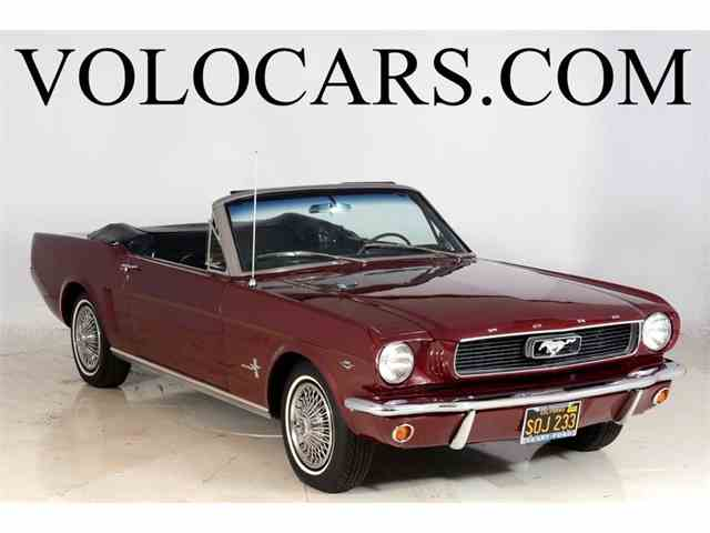 1966 Ford Mustang | 995726