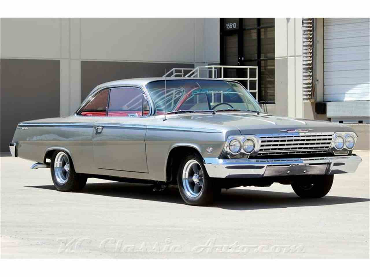 All Chevy 1962 chevy 409 for sale : 1962 Chevrolet Bel Air 409 4spd for Sale | ClassicCars.com | CC-995732