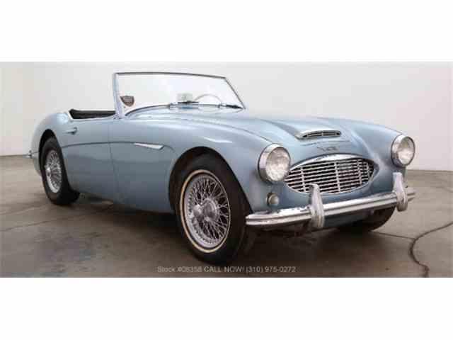 1960 Austin-Healey 3000 | 995738