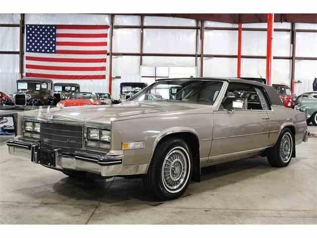 1985 Cadillac Eldorado | 995746