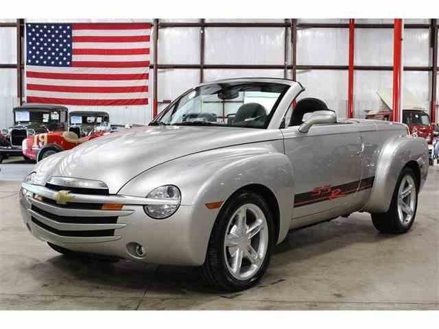 2004 Chevrolet SSR | 995756