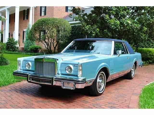 1981 Lincoln Continental Mark VI | 995757