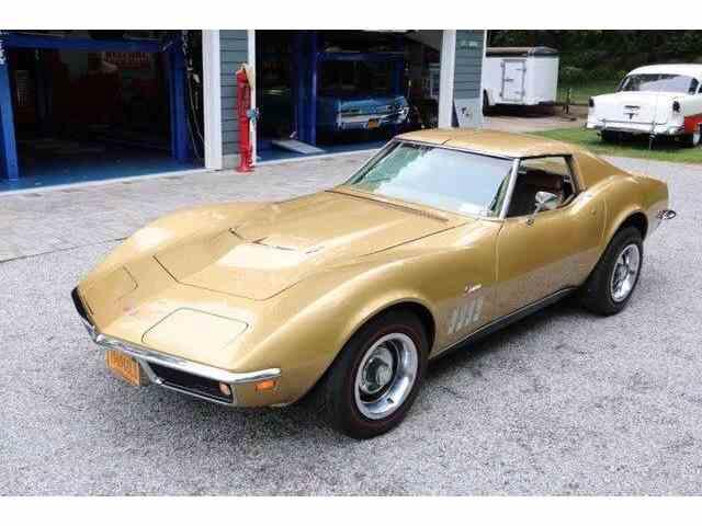 1969 Chevrolet Corvette | 995760