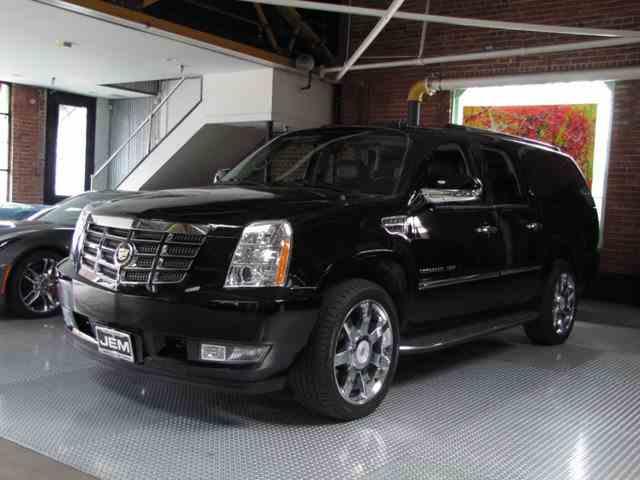 2012 Cadillac Escalade | 995762