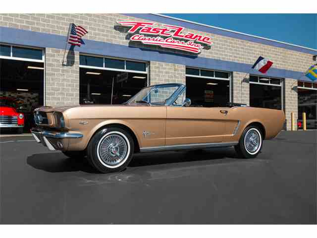 1965 Ford Mustang | 995771