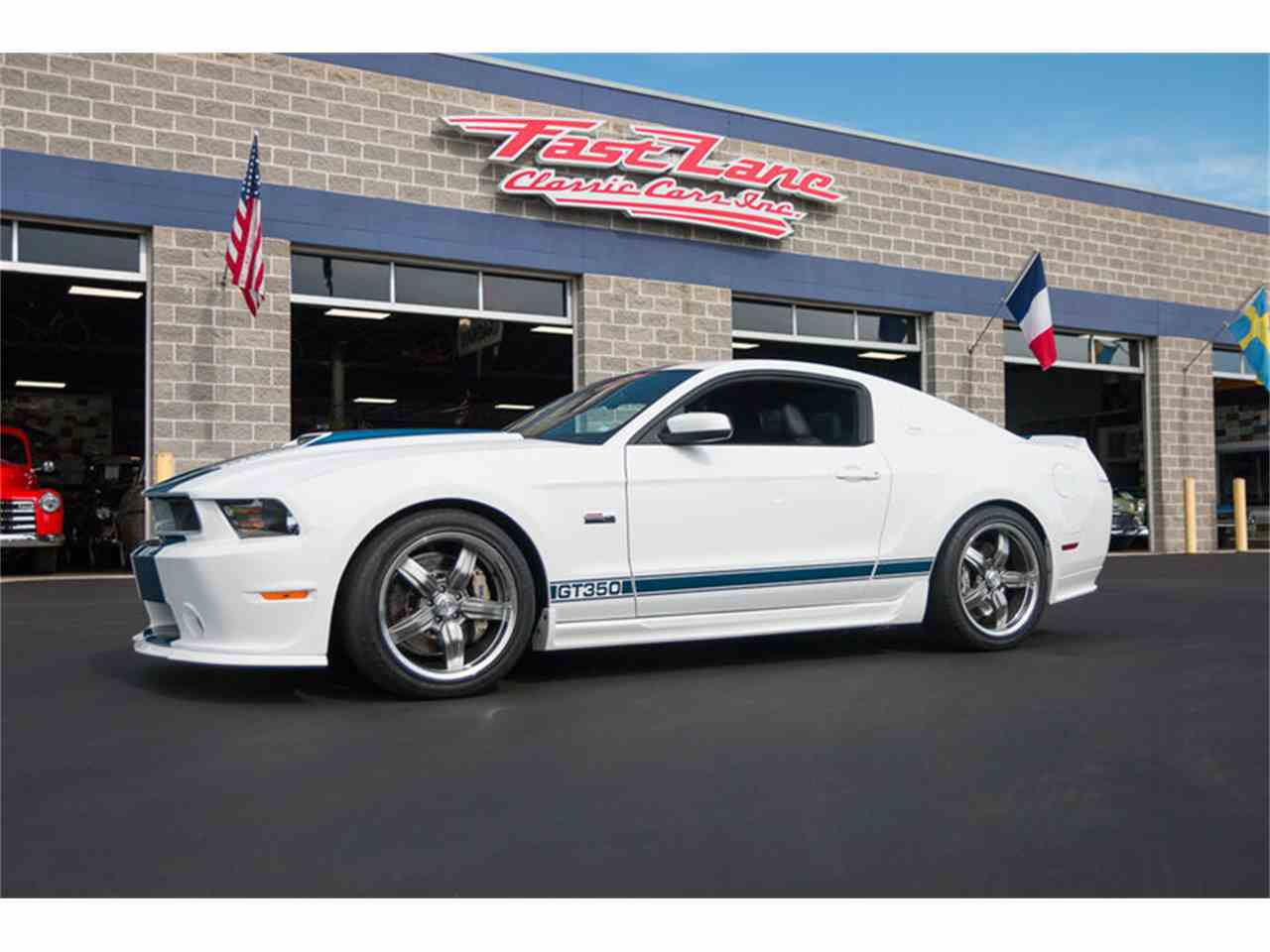 Large Picture of 2011 Ford Mustang GT350 located in St. Charles Missouri - $89,995.00 Offered by Fast Lane Classic Cars Inc. - LCCC
