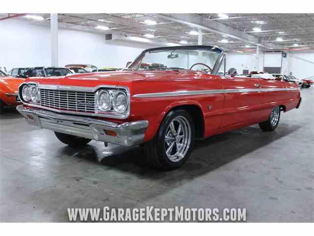 1964 Chevrolet Impala SS Convertible | 995776
