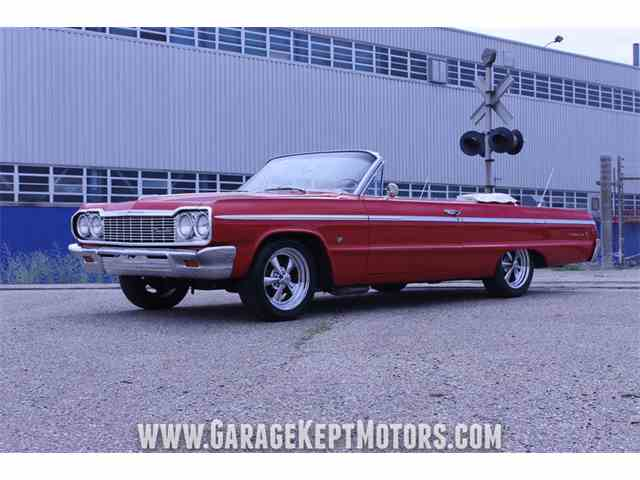 1964 Chevrolet Impala SS Convertible   995776