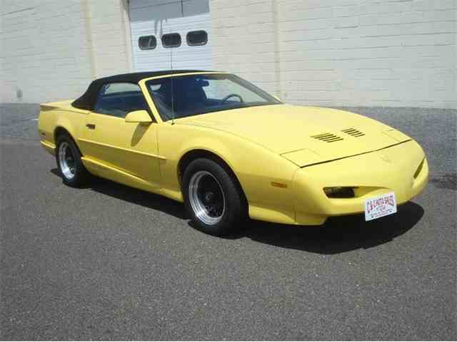 1991 Pontiac Firebird Trans Am | 995782