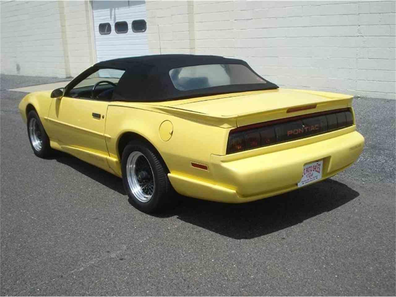 1991 pontiac firebird trans am for sale cc 995782. Black Bedroom Furniture Sets. Home Design Ideas